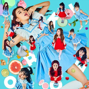 Mini album Rookie by Red Velvet