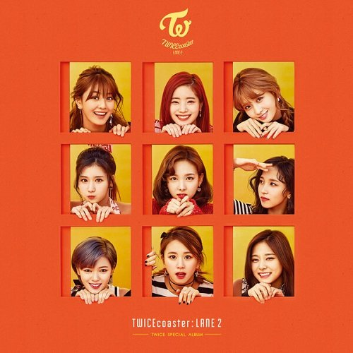 Mini album TWICEcoaster: LANE 2 by TWICE