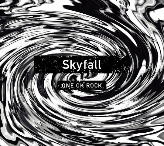 Single Skyfall by ONE OK ROCK