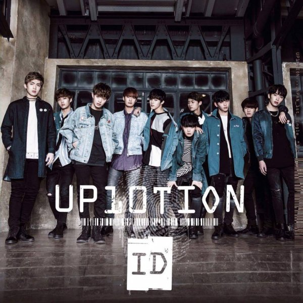 Single I.D. by UP10TION