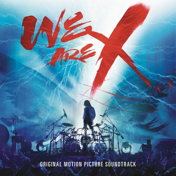 Album We Are X by X Japan