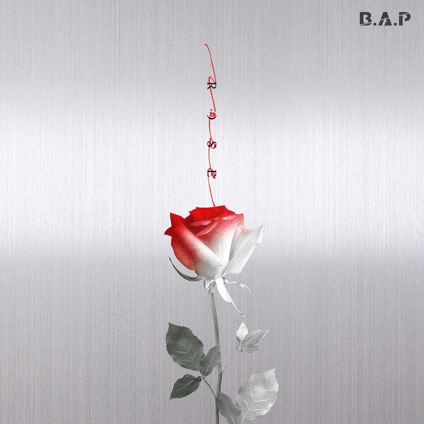 Single ROSE by B.A.P