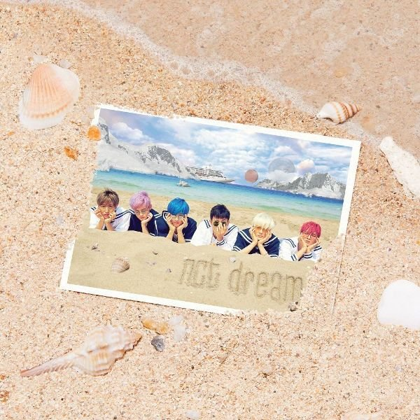 Mini album We Young by NCT Dream