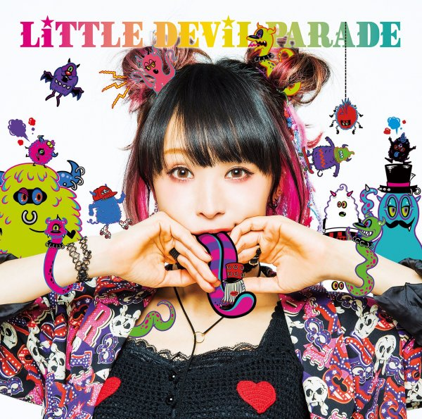 Album LiTTLE DEViL PARADE by LiSA