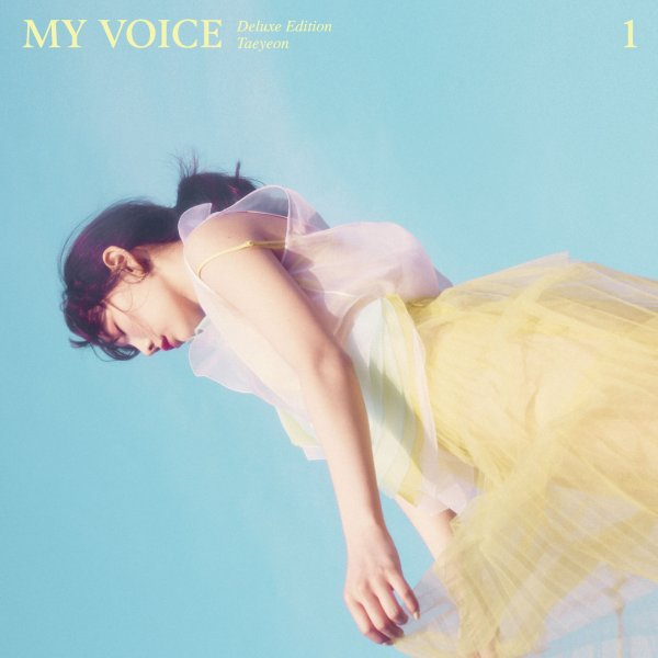 Album My Voice (Deluxe Edition) by Taeyeon