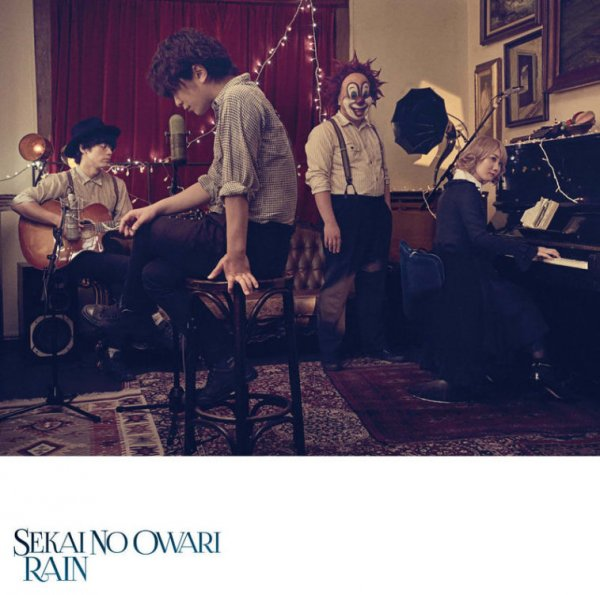 Single RAIN by SEKAI NO OWARI