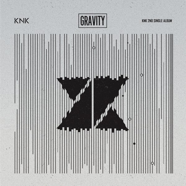 Single GRAVITY by KNK