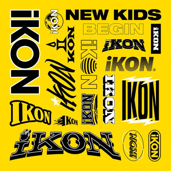 Single NEW KIDS: BEGIN by iKON