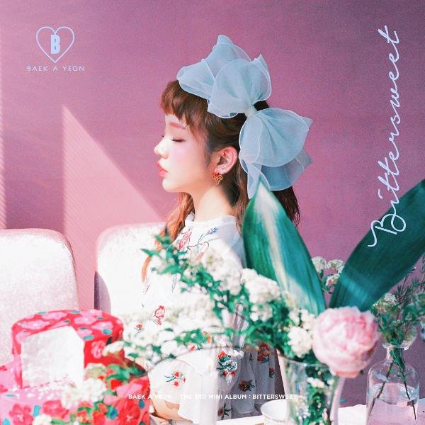 Mini album Bittersweet by Baek Ah Yeon