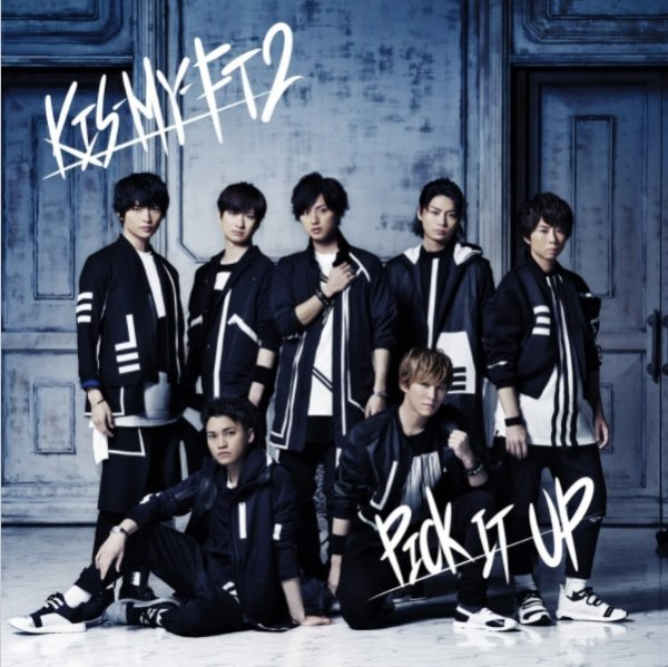 Single PICK IT UP by Kis-My-Ft2