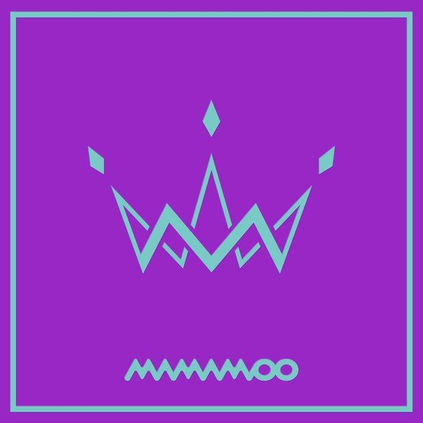 Mini album Purple by MAMAMOO
