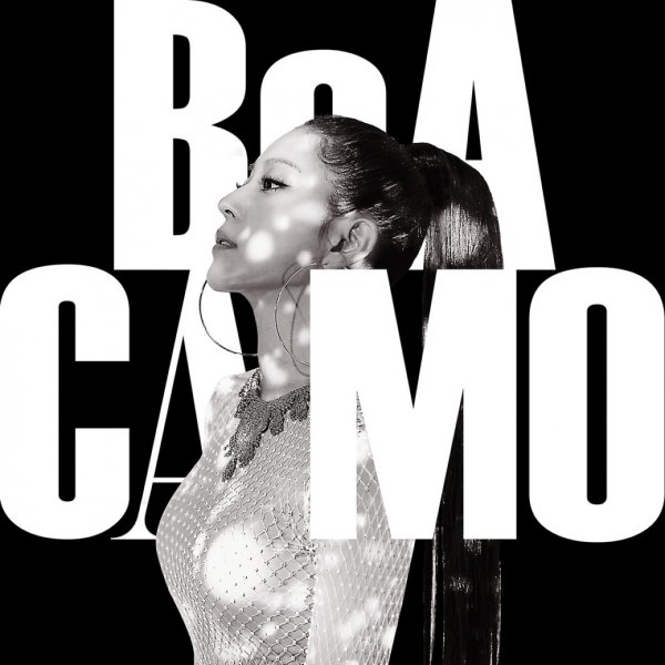 Mini album CAMO by BoA