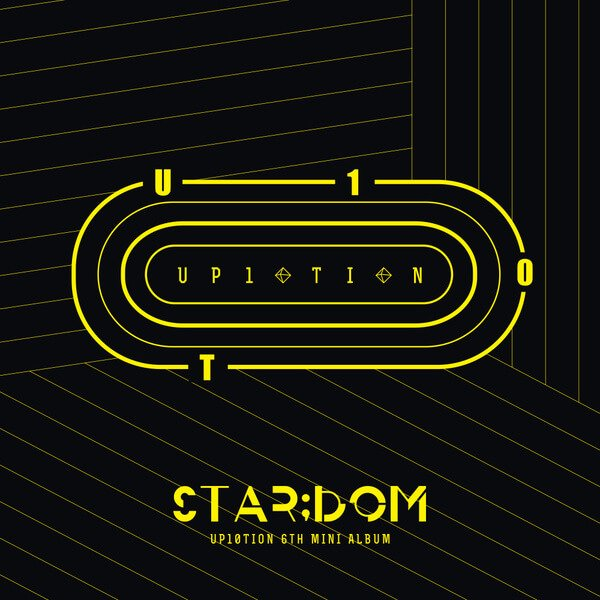 Mini album STAR;DOM by UP10TION