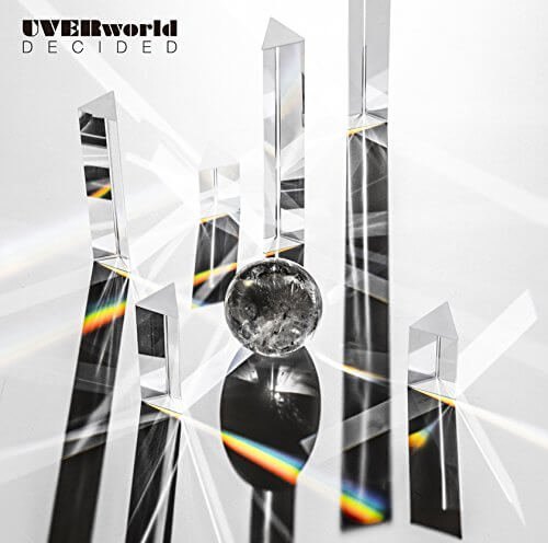 Single DECIDED by UVERworld