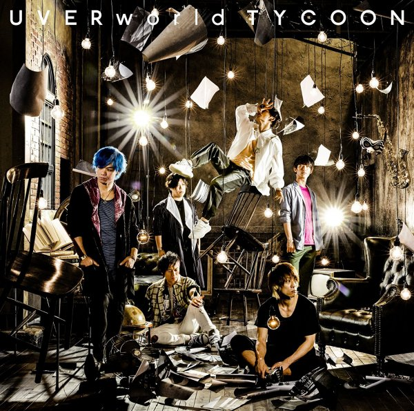 Album TYCOON by UVERworld