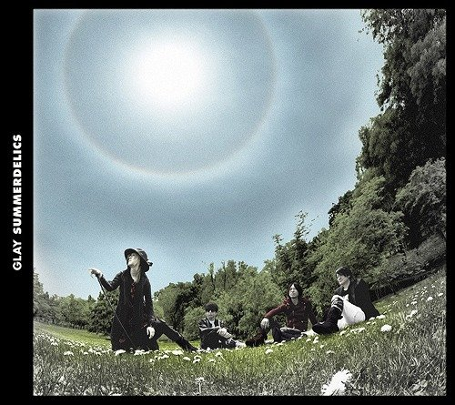 Album SUMMERDELICS by GLAY