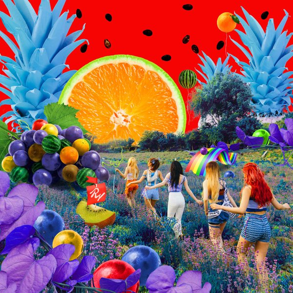 Mini album The Red Summer by Red Velvet