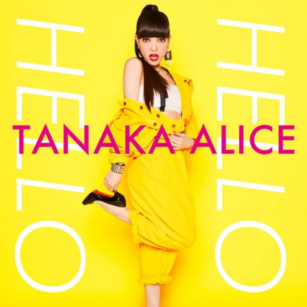 Mini album HELLO HELLO by TANAKA ALICE