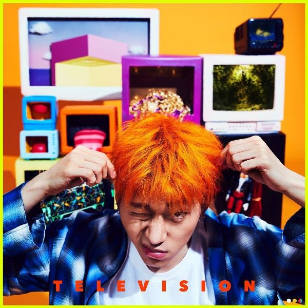 Mini album TELEVISION by ZICO