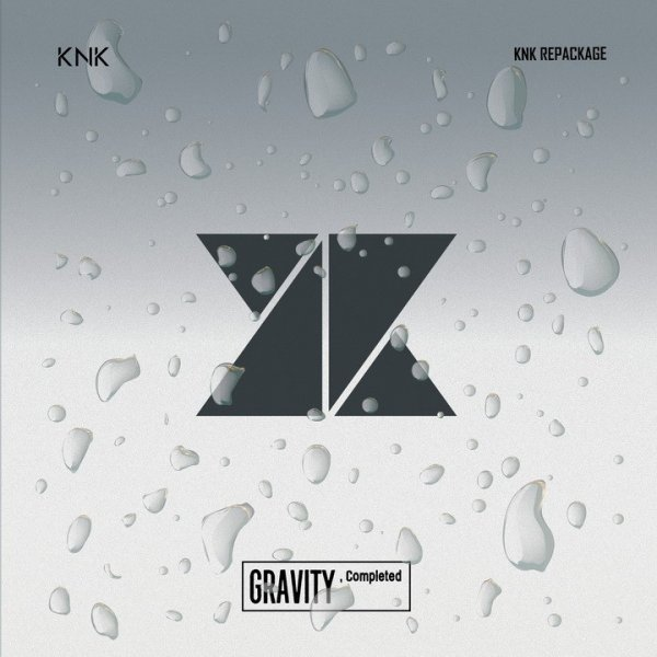 Mini album GRAVITY, Completed by KNK
