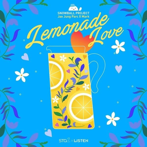 Lemonade Love feat. Mark of NCT by Parc Jae Jung