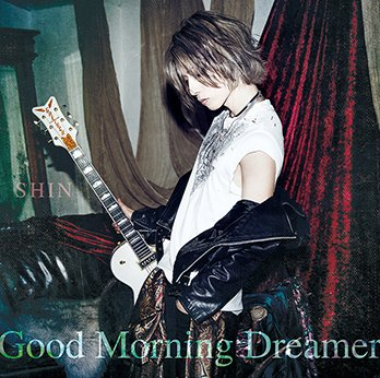 Mini album Good Morning Dreamer by Shin (Ex-ViViD)