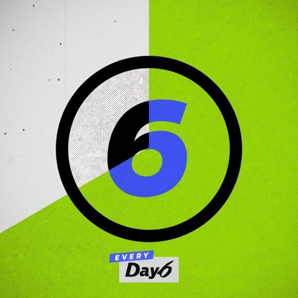 Single Every DAY6 August by DAY6