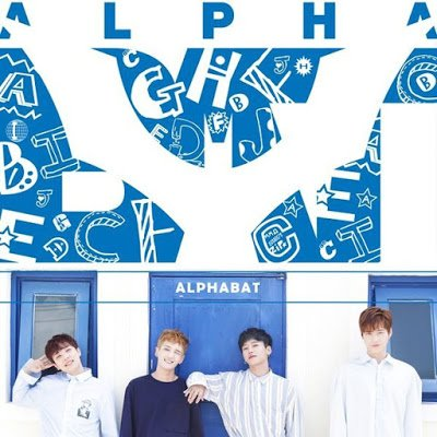 Mini album Get Your Luv (원해) by AlphaBAT