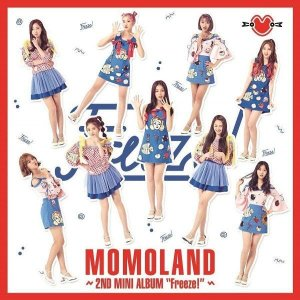 Freeze! (꼼짝마) by Momoland
