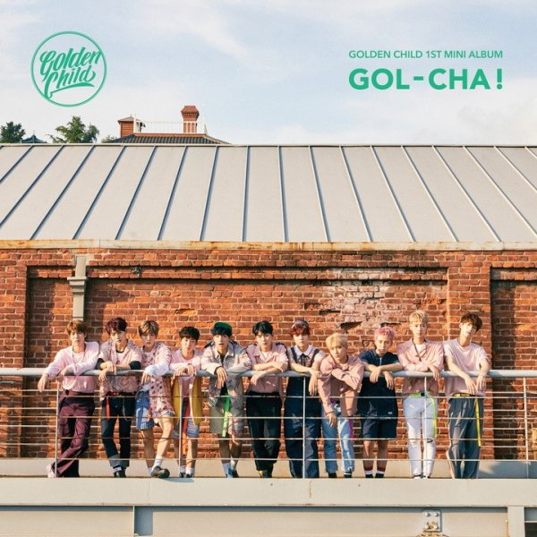 Mini album Gol-Cha! by Golden Child