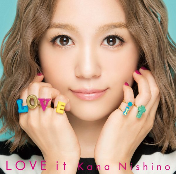 Album LOVE it by Kana Nishino