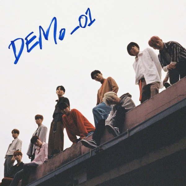 Mini album Demo_01 by PENTAGON