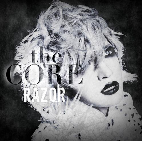 Mini album the CORE by RAZOR