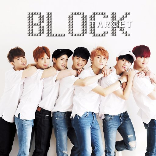 Mini album Block by TARGET