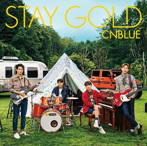 Album STAY GOLD by CNBLUE