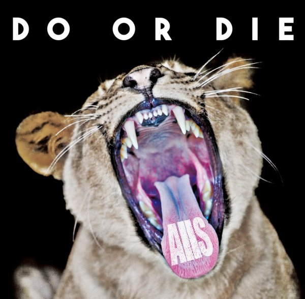 Mini album DO OR DIE by AllS