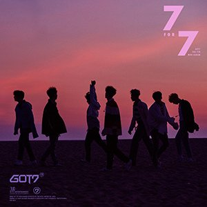 Mini album 7 for 7 by GOT7