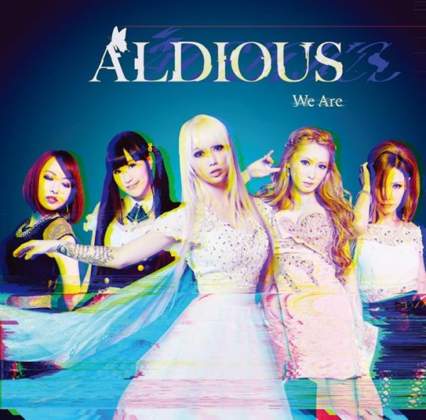 Mini album We Are by Aldious