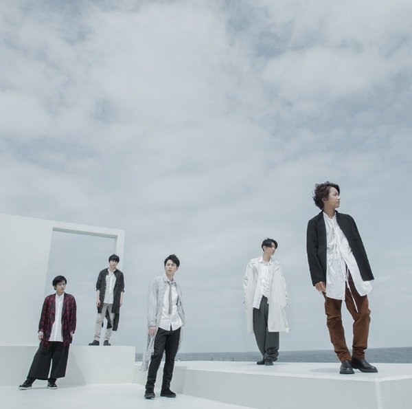 Album 「untitled」 by Arashi