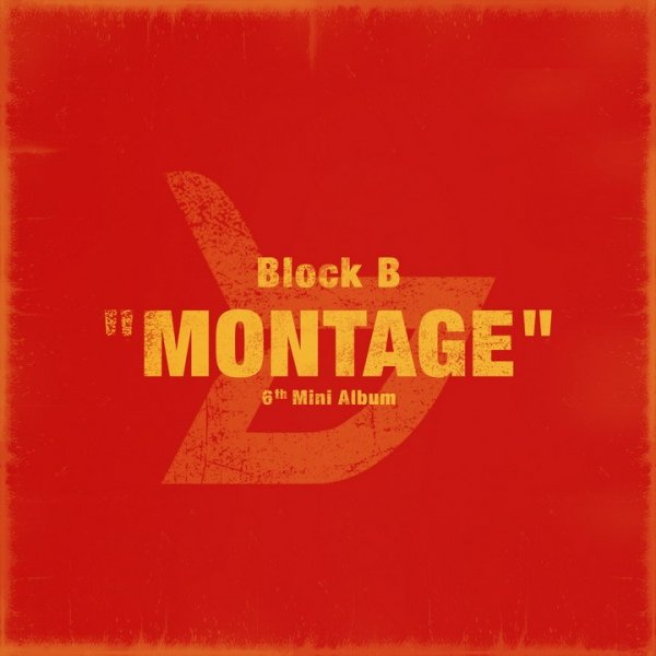 Mini album Montage by Block B