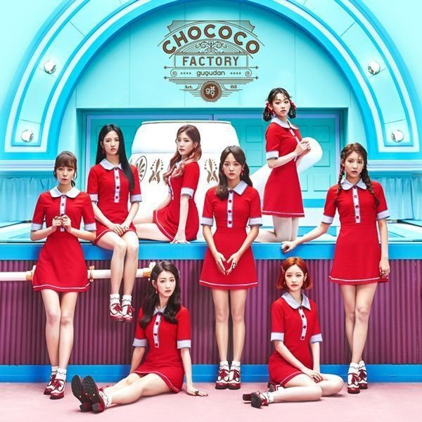 Single Act.3 Chococo Factory by Gugudan