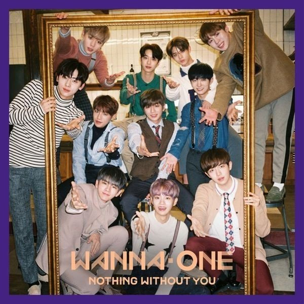Album 1-1=0 (NOTHING WITHOUT YOU) by Wanna One