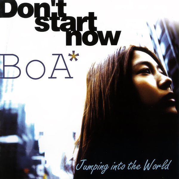 Mini album Jumping Into The World - Don't Start Now by BoA