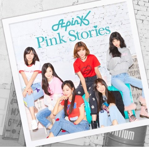 Album Pink Stories by APink