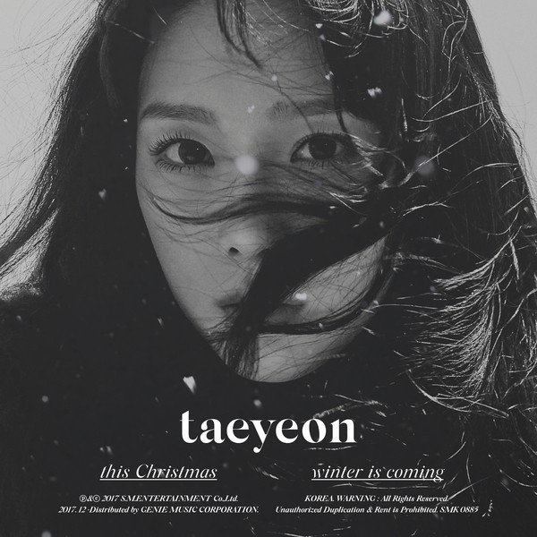 Mini album Winter is Coming by Taeyeon