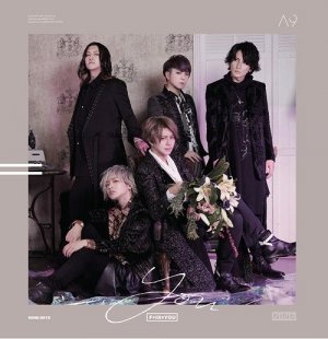 F+IX=YOU by Alice Nine