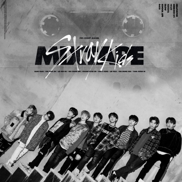 Mini album Mixtape by Stray Kids