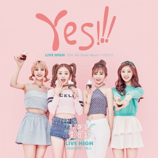 Single Yes by LIVE HIGH