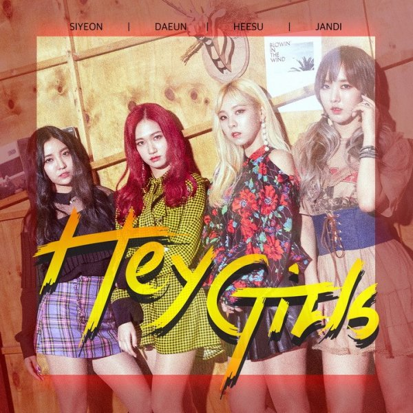 Single No One But You by Hey Girls