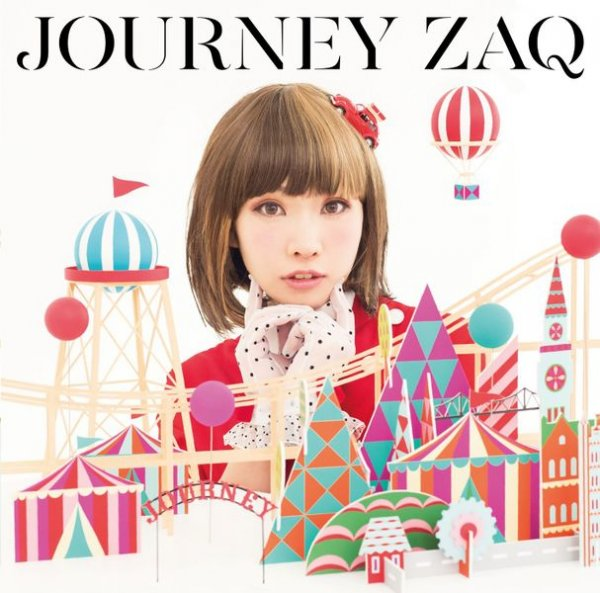 Single JOURNEY by ZAQ